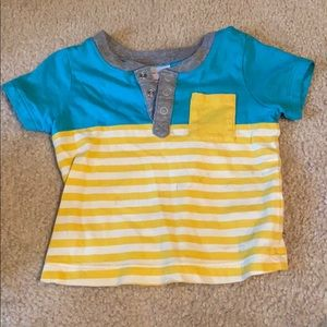 Hanna Andersson baby t-shirt size 6-12 months